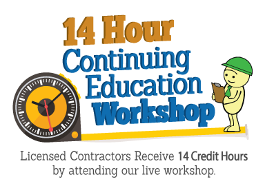 Contractor Continuing Education Workshop - Tampa